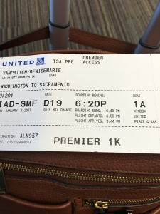 Made Premier 1K with United Airlines!