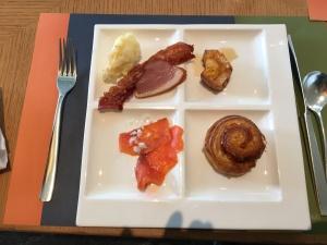 Breakfast, Capitol Hotel Tokyu
