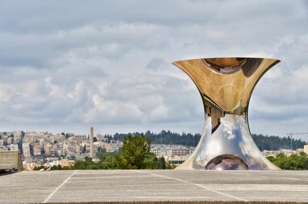Scupture Garden in the Israel Museum