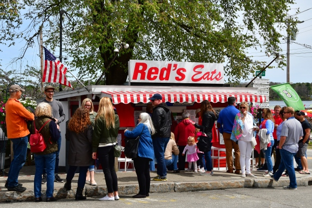 Red's Eats, home of the world's best lobster roll